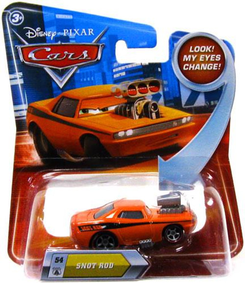 Disney Cars Lenticular Eyes Series 2 Snot Rod Diecast Car