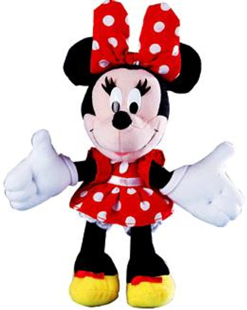 Disney Mickey Mouse Minnie Mouse Exclusive 9-Inch Plush