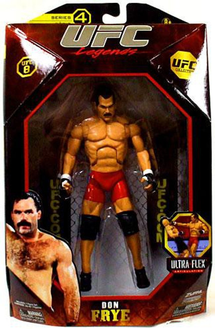 UFC Collection Series 4 Don Frye Action Figure [UFC 8, Legends]