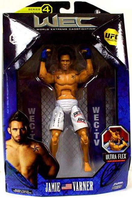 UFC Collection Series 4 Jamie Varner Action Figure [WEC]