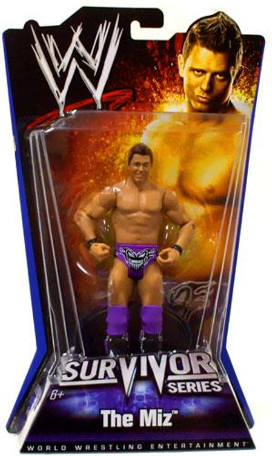 WWE Wrestling Pay Per View Series 1 Survivor Series The Miz Action Figure
