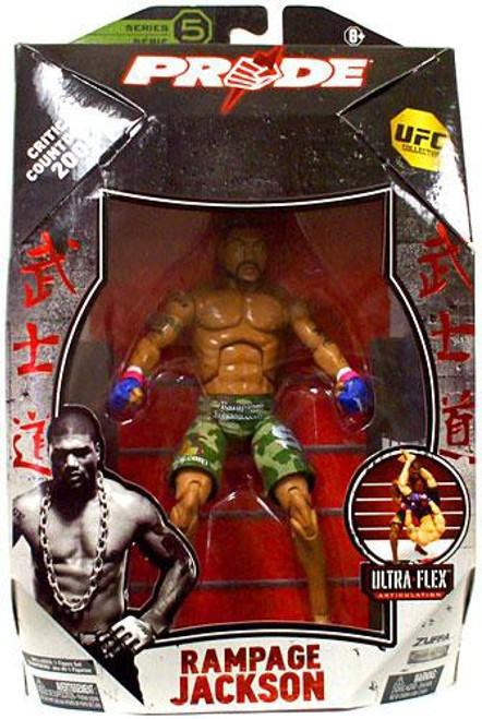 UFC Collection Series 5 Quinton Jackson Action Figure [Pride]