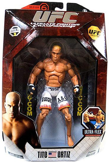 UFC Collection Series 6 Tito Ortiz Action Figure