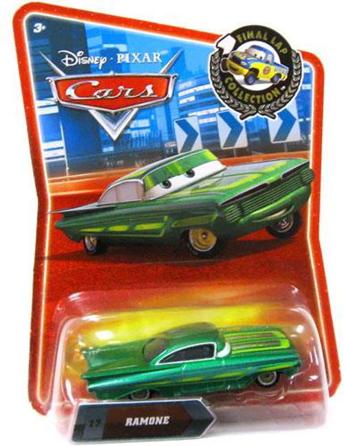 Disney Cars Final Lap Collection Ramone Exclusive Diecast Car [Green]