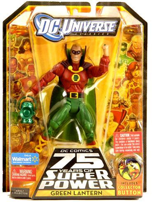 DC Universe 75 Years of Super Power Classics Green Lantern Exclusive Action Figure [Golden Age]