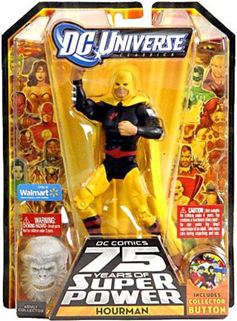 DC Universe 75 Years of Super Power Classics Hourman Exclusive Action Figure