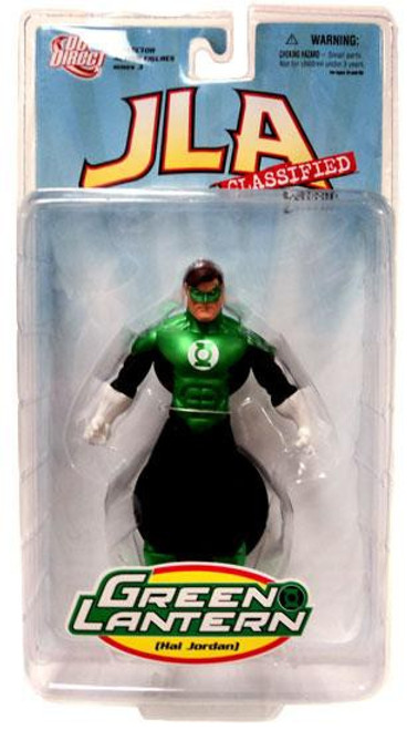 DC JLA Classified Classic Series 3 Green Lantern Action Figure [Hal Jordan]