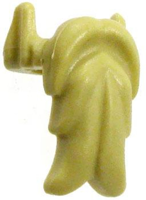LEGO Loose Tan Beard Minifigure Accessory [Loose]