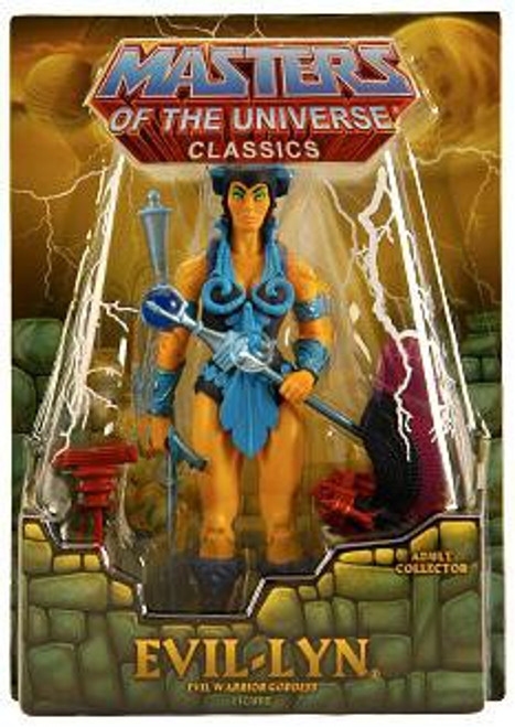 Masters of the Universe Classics Club Eternia Evil-Lyn Exclusive Action Figure [First Printing]