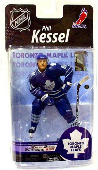 McFarlane Toys NHL Toronto Maple Leafs Sports Picks Series 25 Phil Kessel Action Figure [Blue Jersey]