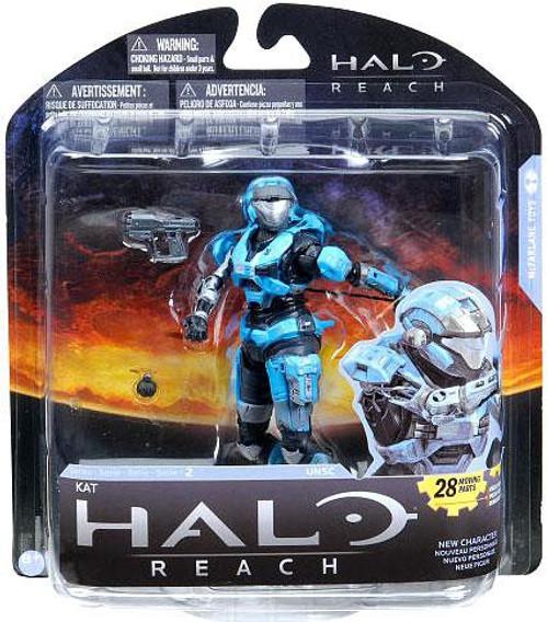 McFarlane Toys Halo Reach Series 2 Kat Action Figure
