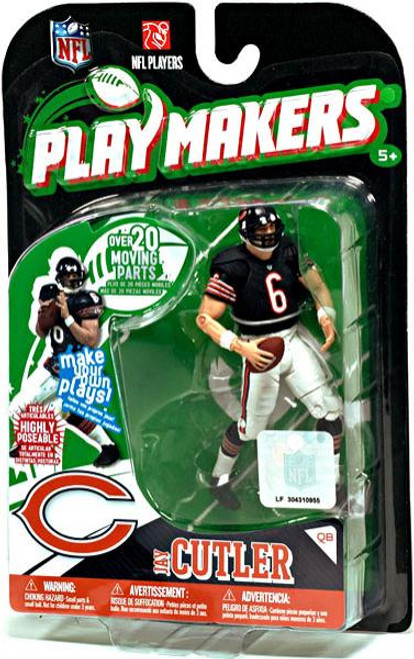 McFarlane Toys NFL Chicago Bears Playmakers Series 1 Jay Cutler Action Figure