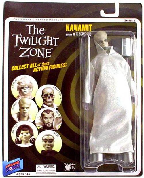 The Twilight Zone Series 2 Kanamit Action Figure