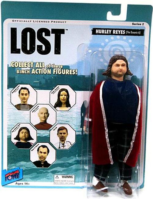 Lost Series 2 Hurley Reyes Action Figure