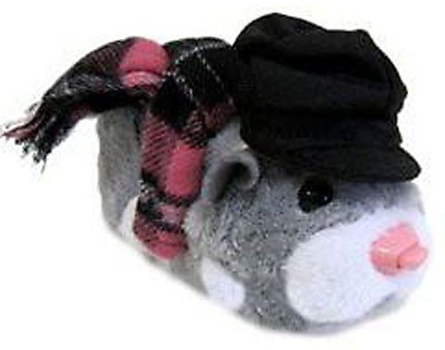 Zhu Zhu Pets Series 2 Hamster Outfit Winter Scarf & Hat Accessory Set