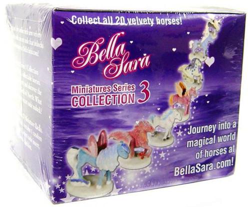 Bella Sara Northern Lights Collectible Miniatures Series 3 Mystery Box