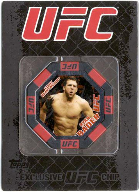UFC Main Event Ryan Bader Exclusive Poker Chip #6