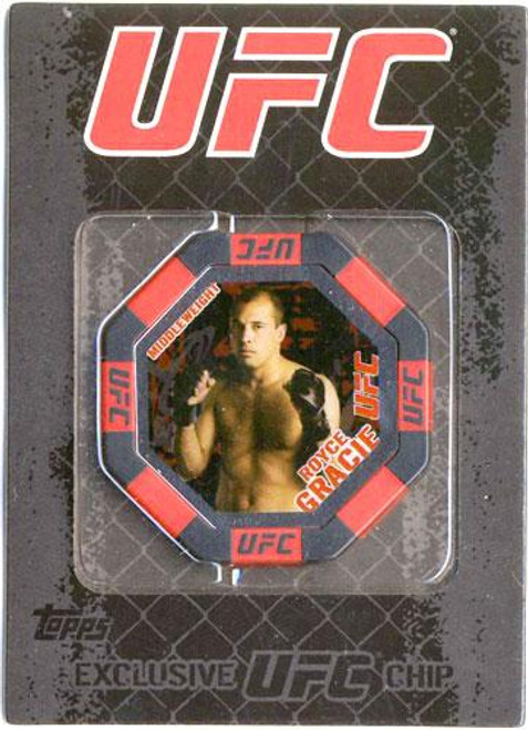 UFC Main Event Royce Gracie Exclusive Poker Chip #7