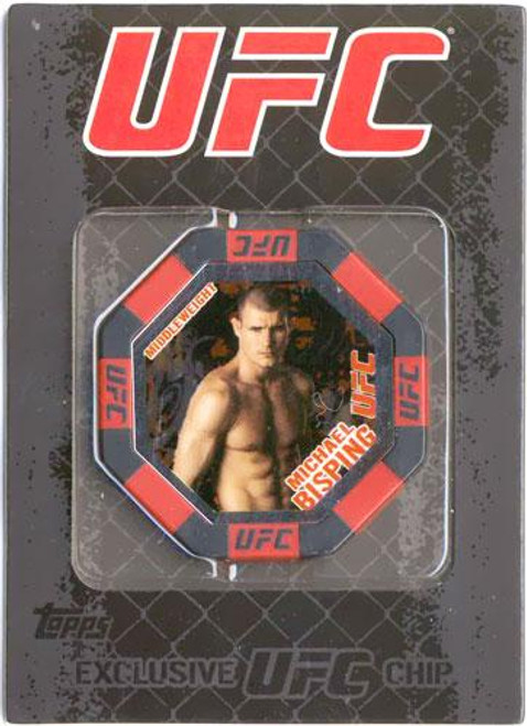 UFC Main Event Michael Bisping Exclusive Poker Chip #8