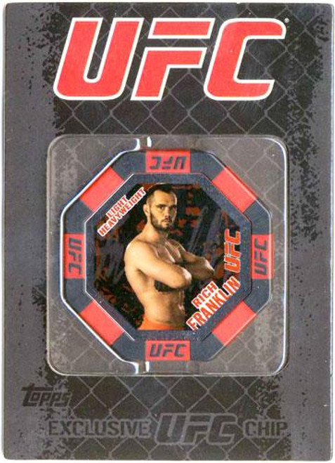 UFC Main Event Rich Franklin Exclusive Poker Chip #10