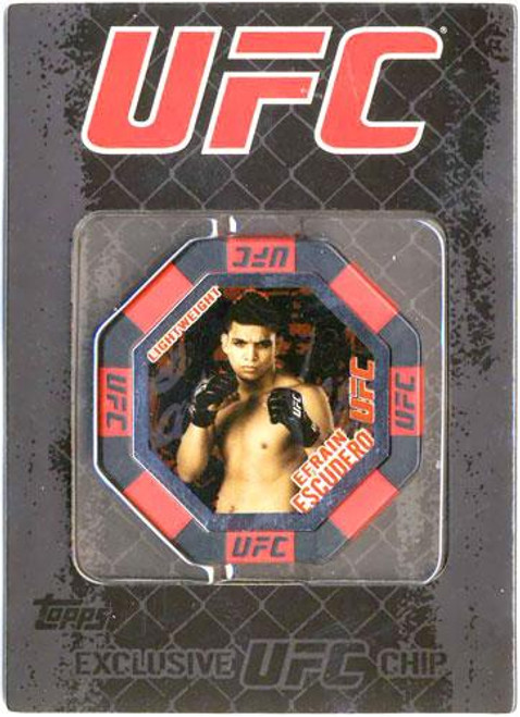 UFC Main Event Efrain Escudero Exclusive Poker Chip #15