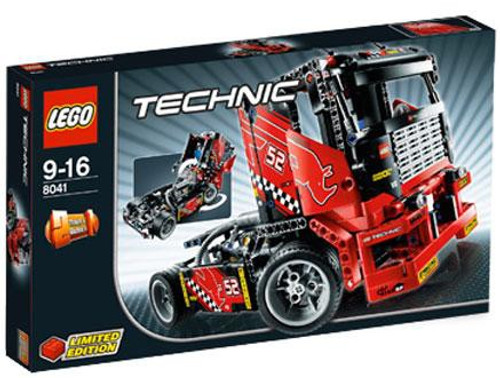 LEGO Technic Race Truck Exclusive Set #8041