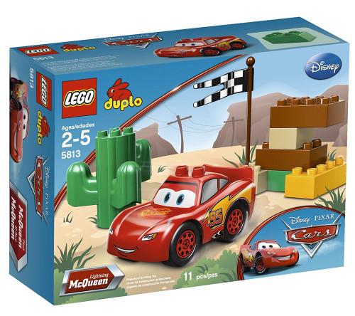 LEGO Disney Cars Duplo Cars Lightning McQueen Set #5813