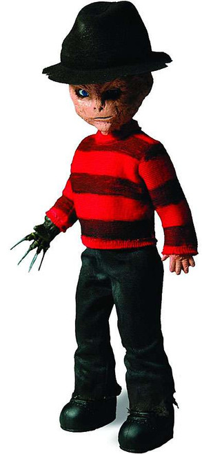 Living Dead Dolls A Nightmare on Elm Street Freddy Krueger Doll