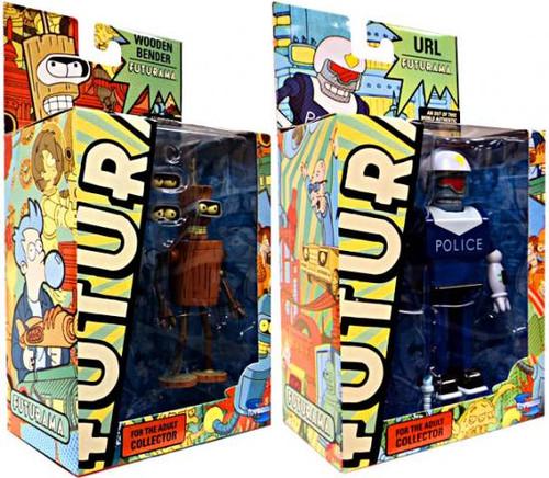 Futurama Series 9 Set of 2 Action Figure