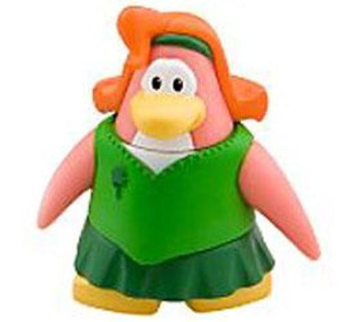 Club Penguin Shamrock Dress 2-Inch Mini Figure