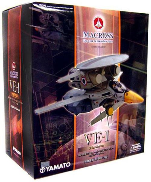 Robotech Macross Elintseeker VE-1 Action Figure