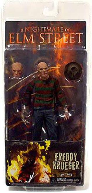 NECA A Nightmare on Elm Street Freddy Krueger Action Figure [7 Inch]