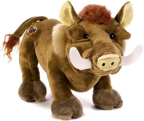 Webkinz Warthog Plush