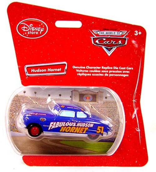 Disney Cars 1:48 Single Packs Fabulous Hudson Hornet Exclusive Diecast Car