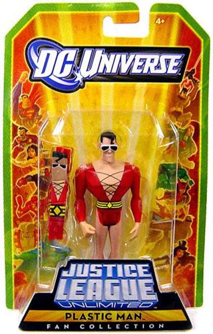 DC Universe Justice League Unlimited Fan Collection Plastic Man Action Figure