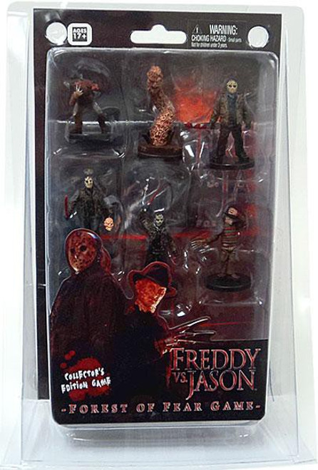 Freddy Vs Jason Collector's Edition Forest of Fear Game