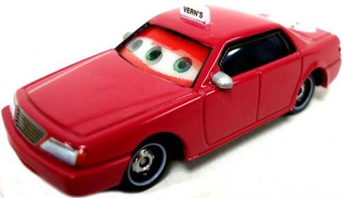 Disney Cars Loose Lenticular Vern Diecast Car [Loose]