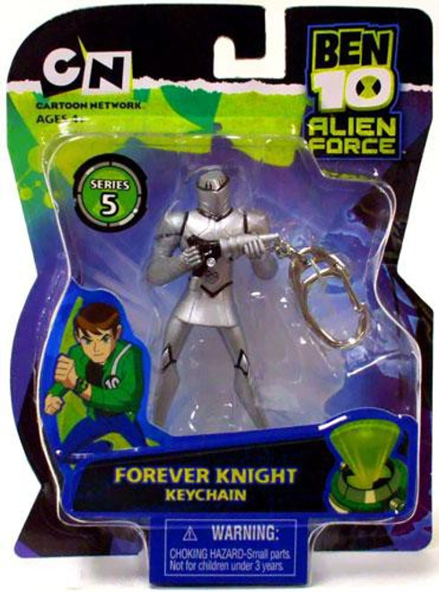 Ben 10 Alien Force Series 5 Forever Knight Keychain