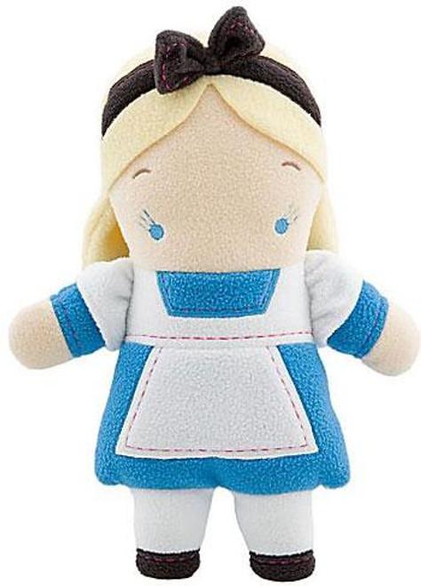 Disney Alice in Wonderland Pook-a-Looz Alice Plush Doll