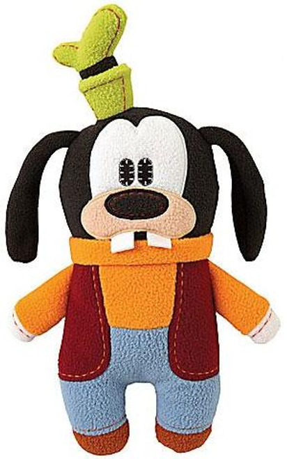 Disney Mickey Mouse Pook-a-Looz Goofy Plush Doll