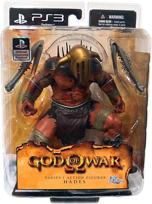 God of War Series 1 Hades Action Figure