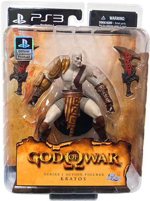 God of War Series 1 Kratos Action Figure