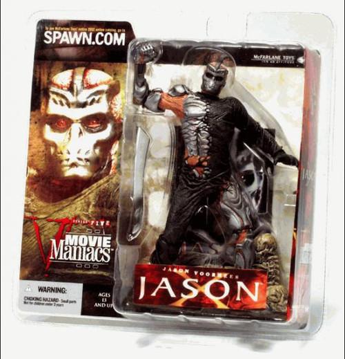 McFarlane Toys Friday the 13th Movie Maniacs Series 5 Jason X Action Figure