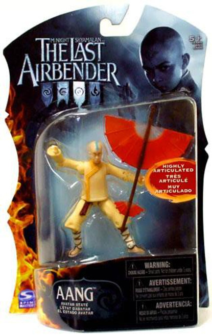 Avatar the Last Airbender Aang Action Figure [Avatar State]