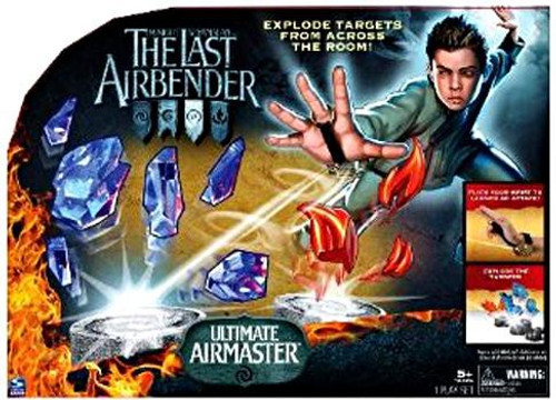 Avatar the Last Airbender Ultimate Air Master Roleplay Toy