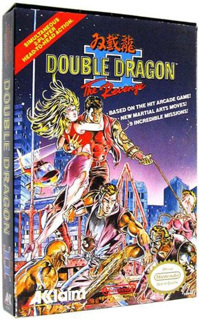 Capcom Nintendo NES Double Dragon II: The Revenge Video Game Cartridge