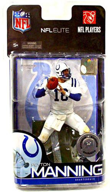 McFarlane Toys NFL Indianapolis Colts Sports Picks Elite Series 1 Peyton Manning Exclusive Action Figure