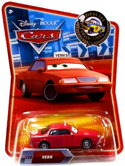 Disney Cars Final Lap Collection Vern Exclusive Diecast Car