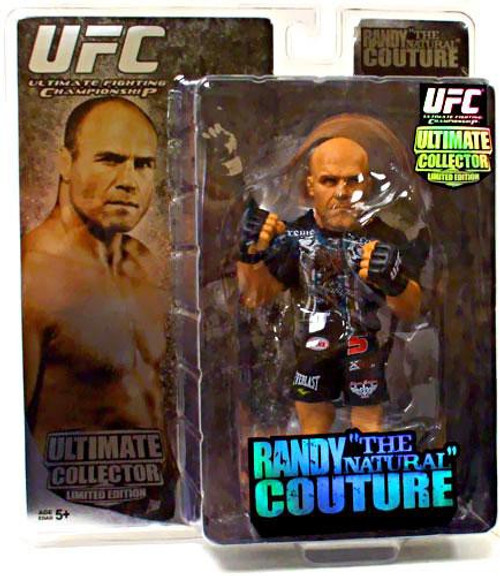 UFC Ultimate Collector Series 2 Randy Couture Action Figures [Limited Edition]