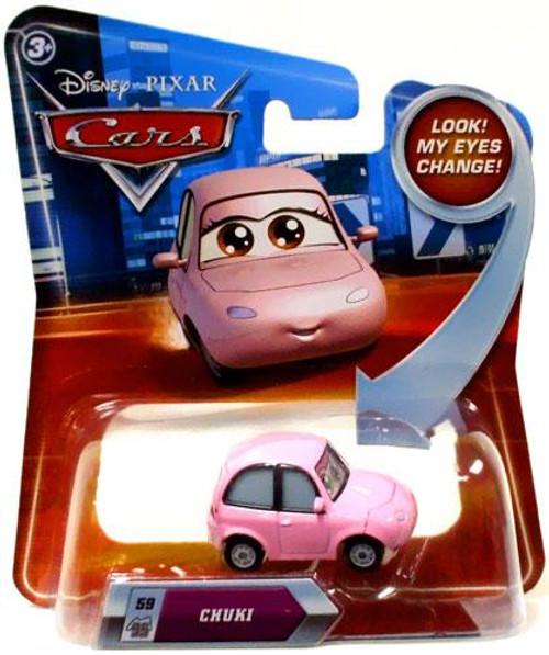 Disney Cars Lenticular Eyes Series 2 Chuki Diecast Car